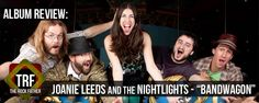 Review: Joanie Leeds and the Nightlights - BANDWAGON
