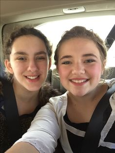 Me and my BFF in our Beauty and the Beast costumes advertising CYT Baton Rouge