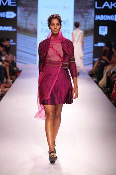 Lakmé Fashion Week – VAISHALI S AT LFW SR 2015