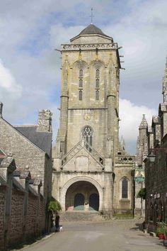 Eglise de Locronan | Finistère Bretagne