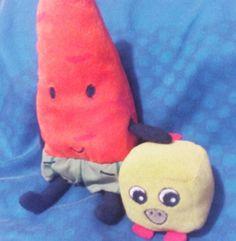 There there // Ya pasó ya pasó... #peluches #pelucheando #softtoys #plush #juegos #instatoys #carrot #zanahoria #IKEA #LEGO