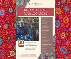 #kaffe20 Tour Calend