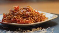 Asia Nudel Gericht! Aus der Pfanne oder in der Prep & Cook gemacht! – Preppie and me