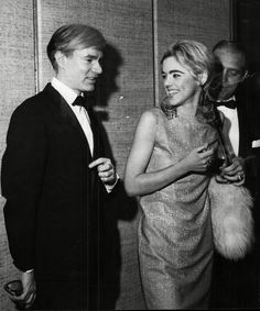 """Kelly Connor, Vogue.com Market Editor - """"I have always loved Edie Sedgwick's rooty platinum silver boy cut . . . especially when it grew out a little at the back into sort of an unintentional mullet. Suffice it to say this haircut is nearly impossible to pull off!"""""""