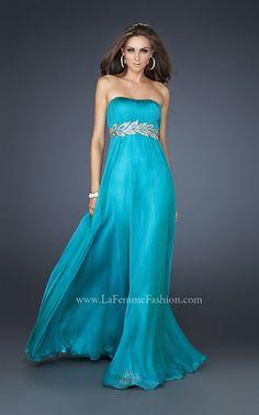 La Femme makes the most gorgeous prom dresses.