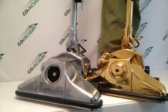 GoVacuum 24k gold vacuum gv62711 before and after gold plating