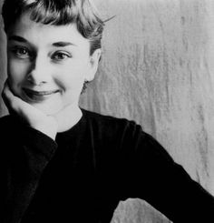 Audrey Hepburn-- She has such an amazing story before and after the fame, and as a star she refused to conform to the 'Marilyn Monroe' type Hollywood ideal.