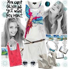 """Live your dream...."" by drn57 on Polyvore"