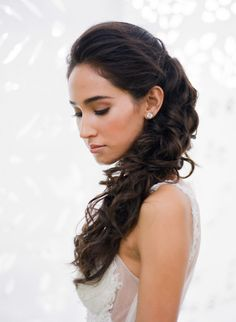 Wedding Hairstyles for Every Hair Type | A Practical Wedding A Practical Wedding: We're Your Wedding Planner. Wedding Ideas for Brides, Bridesmaids, Grooms, and More