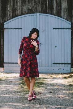 Hannapurzel: WerbungRUMS / I Love To Sew - Lillestoff