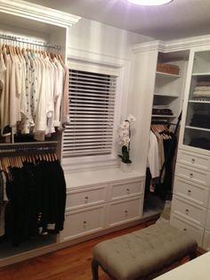 Superior Closets - great closet ideas