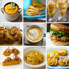 This is one of my favorite round-up posts.. all things pumpkin!   Vegan Pumpkin Recipes. From pumpkin cinnamon buns, pumpkin fritters and m...