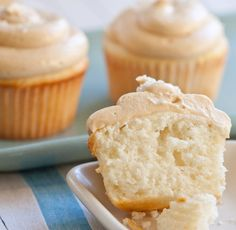Salted caramel cupcake, I definitely need to try out.