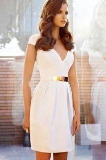 Cocktail Dresses 2014: White Cocktail Dresses 2014