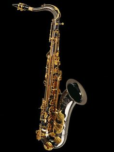 This is what I have except I have the normal brass color. Sax Man, Saxophone Players, Tenor Sax, Cool Jazz, French Horn, Rock N Roll Music, Smooth Jazz, Jazz Musicians, Saxophones