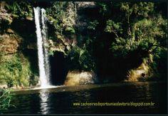 Cachoeira do Abarrancamento - União da Vitória/PR. CACHOEIRAS DE PORTO UNIÃO DA VITÓRIA - SC/PR: CACHOEIRA DO ABARRACAMENTO