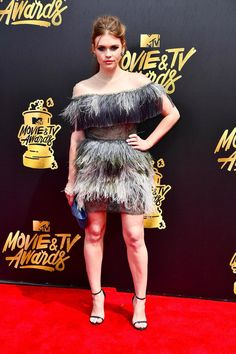 Roll Out the Red Carpet — the MTV Awards Is Packed With Style
