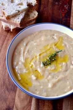 Roast Potato and Garlic Soup Recipe (4)
