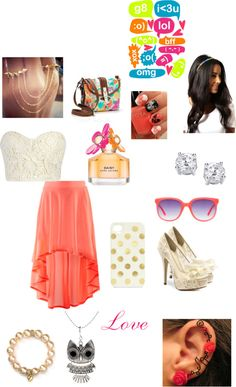 """""""A summers day"""" by lilthunder on Polyvore"""