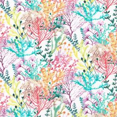 Liberty Fabric Tana Lawn Reef A