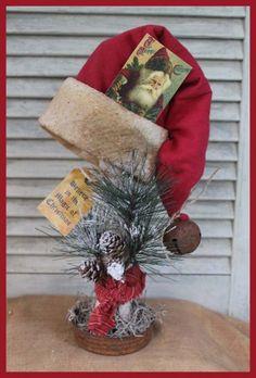 Santa Hat Make-Do $6.50