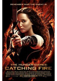 The Hunger Games: Catching Fire (2013) Zeer van genoten!