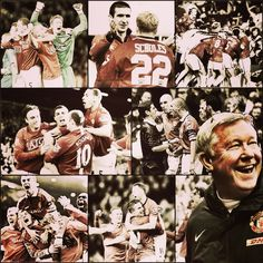 26 Years, 13 Premier League Titles, 10 Community Shields, 5 FA Cups, 4 League Cups, 2 European Cups & a shitload of great memories - Thank you Sir Alex Ferguson #MUFC