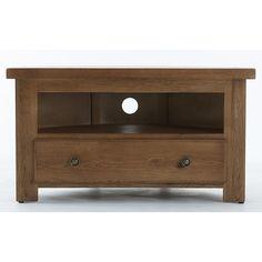 emporium home bretagne rustic oak corner tv unit now available at wwwemporiumhomeinteriors baumhaus mobel solid oak corner