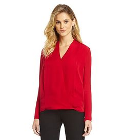 Perfect top for Valentines date! #vdayoutfit #dillards #fayettefashion