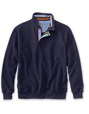 Men's Signature Sweatshirts from Orvis are light years ahead of the competition.