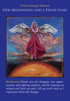 Oracle Card New Beginnings And Fresh Start | Doreen Virtue - Official Angel Therapy Website