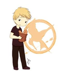 Hunger Games Fan Art / Peeta