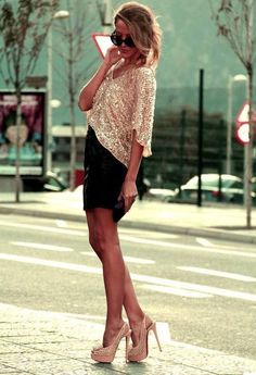 love the top and shoes...