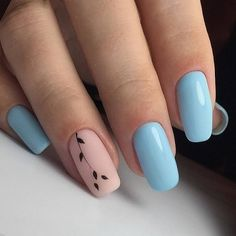 Spring nails are cute yet fashionable. Find easy latest spring nail designs, ideas & trends in spring coffin nails, acrylic nails and gel spring nail colors. Simple Acrylic Nails, Summer Acrylic Nails, Best Acrylic Nails, Summer Nails, Nail Ideas For Summer, Fall Nails, Fabulous Nails, Perfect Nails, Gorgeous Nails