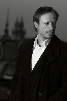 Karel Roden, Czech actor, known also from international films.