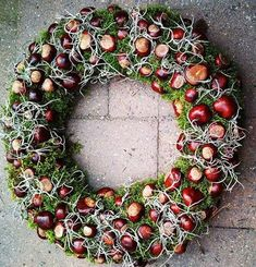 great DIY ideas for beautiful wreaths in the . - 14 great DIY ideas for beautiful wreaths in the … the wreaths great DIY ideas for beautiful wreaths in the . - 14 great DIY ideas for beautiful wreaths in the … the wreaths - Handmade Christmas Decorations, Thanksgiving Decorations, Seasonal Decor, Autumn Wreaths, Holiday Wreaths, Diy Wreath, Door Wreaths, Autumn Crafts, Summer Diy