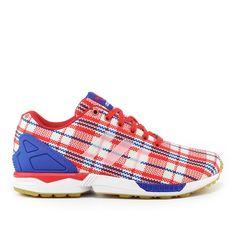 9d17fd3b3 adidas Consortium x CLOT ZX Flux RWB (rot blau weiss) - The