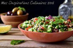 Recette Taboulé libanais | Le Blog cuisine de Samar