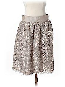 Practically New Size 2 J. Crew Formal Skirt for Women