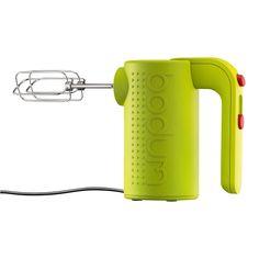 BISTRO | Electric hand mixer Lime green | Bodum Online Shop | INTERNATIONAL EN