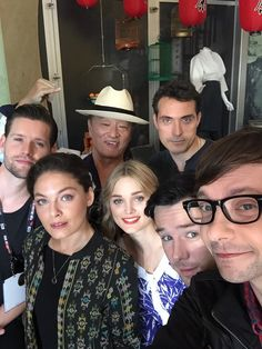 THE MAN IN THE HIGH CASTLE cast  #ComicCon2016