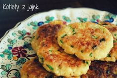BasJulowe pasje czyli Basia i Julka w kuchni: Kotlety z jajek