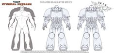 Space Marine Model Proportion | Page 2 | Warhammer 40,000: Eternal Crusade - Official Forum