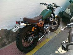 SR250 Yamaha Club Trail Andalucía: Forums / Concentraciones / Concentración motos clásicas La Cacharrería-San Fernando. 29-6-13