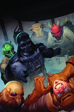 Star Wars - Darth Vader by Ariel Olivetti