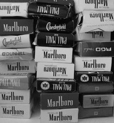 i love pall mall cx marlboro is okay tho.
