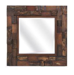 Imax Home 11373 Lloyd 30 Square Mirror Home Decor Mirrors Lighting