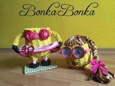 Rôzne pletenie z papiera - Album používateľky bonka6 - Foto 128 | Modrykonik.sk