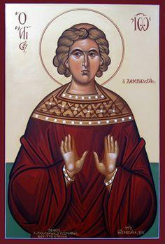 Archangel Gabriel, Archangel Michael, Andrew The Apostle, St Constantine, Church Icon, Saint Helens, Mary Magdalene, Byzantine Icons, Dragon Slayer