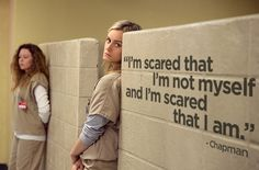 """Deep down, what are we all afraid of?"" 
